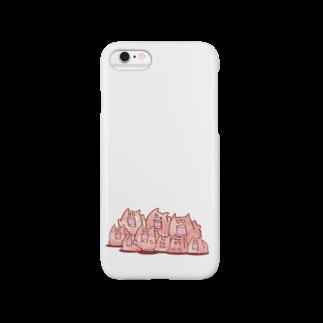 なまけもんのさっちゃん詰め合わせ Smartphone cases