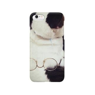 めがにゃん Smartphone cases