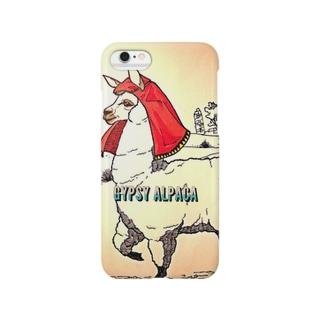アルパカ@ジプシー Smartphone cases
