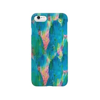 ひとすじの_pattern_ver. Smartphone cases