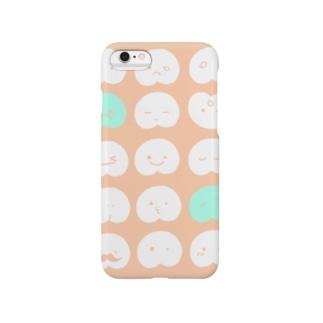 おSHIRIくん Smartphone cases