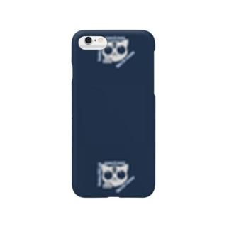 にゃーーーーーーーん Smartphone cases