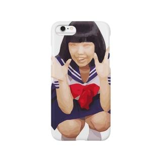 アイドルJK Smartphone cases