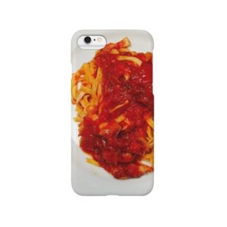 昼飯強制 Smartphone cases