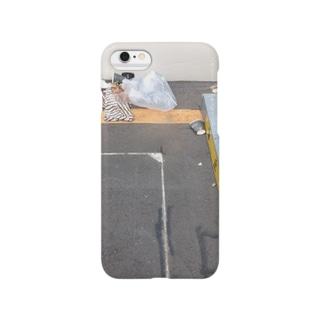 月極 Smartphone cases