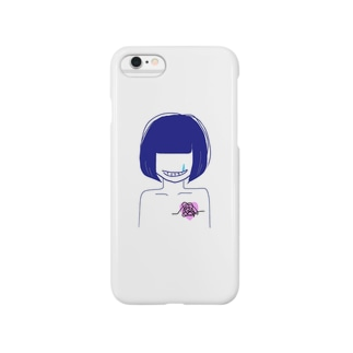 狂子ちゃん Smartphone cases