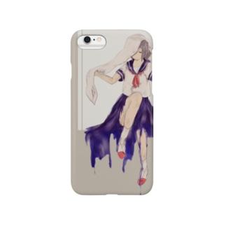 君から滴る色 Smartphone cases