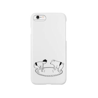 頂上決戦 Smartphone cases