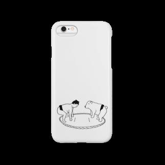 SUZUKI TAMAMIの頂上決戦 Smartphone cases