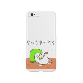 ピルツの毒きのこ Smartphone cases