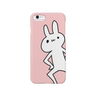 うさぎさん Smartphone cases