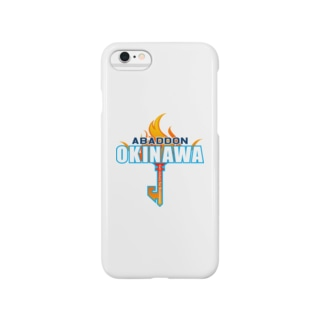ABADDON OKINAWA BLUE KEY Smartphone cases