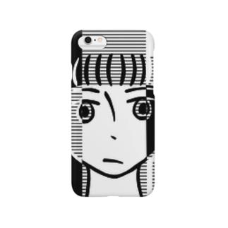 三重人格ちゃん Smartphone cases