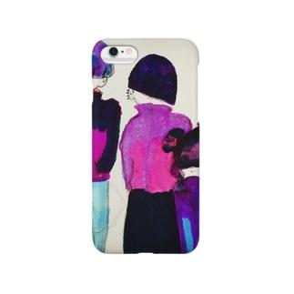 前髪戦隊ず Smartphone cases