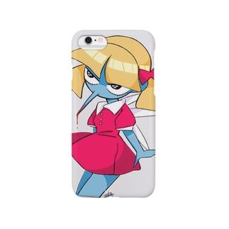 メアリィ Smartphone cases