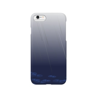雨模様 Smartphone cases