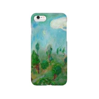 ムラナギ/アシュリと僕らの鳥の夜 Smartphone cases