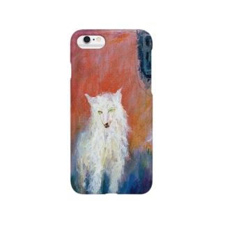 ムラナギ/オオカミ Smartphone cases