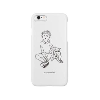 ペアルック Smartphone cases