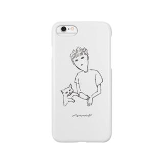 ぺアルック Smartphone cases