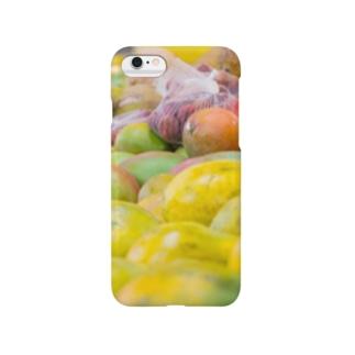 トロピカル Smartphone cases