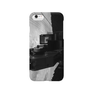 ショベルカー01 Smartphone cases