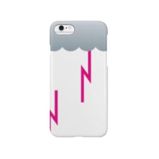 電波 Smartphone cases