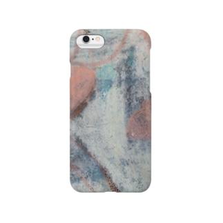 ふかいパステル Smartphone cases