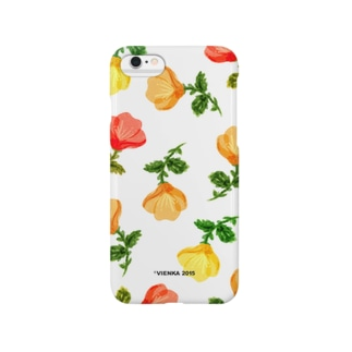 Water color flower Smartphone cases