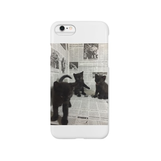 ohanatoneko photo Smartphone cases