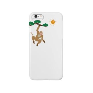 モンキー パンチ No.23 のお猿グッズ Smartphone cases