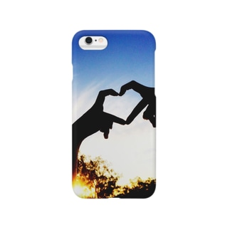 Sunsets from Australia  Smartphone cases