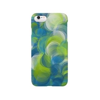 碧 Smartphone cases