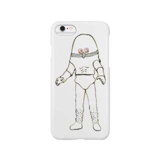 怪人(甲殻類) Smartphone cases