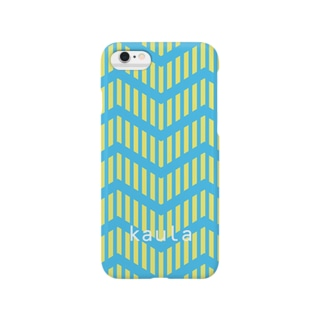 kaula_zigzag01(sky) Smartphone cases