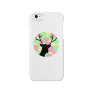トナカイ Smartphone cases