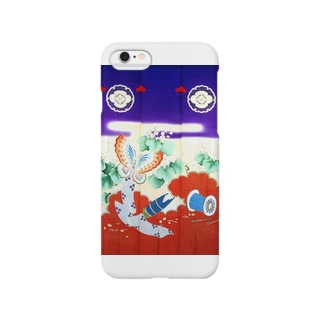 noto ipponsugi 花嫁のれん Smartphone cases