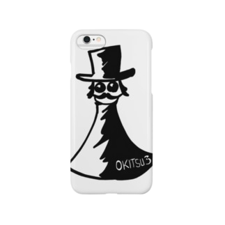 興津和幸 作『OKITSU3』 Smartphone cases