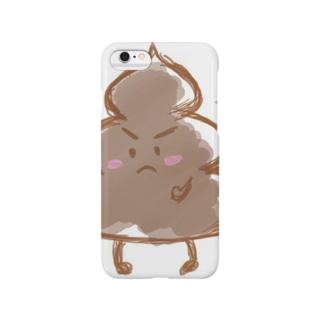 茶色の Smartphone cases