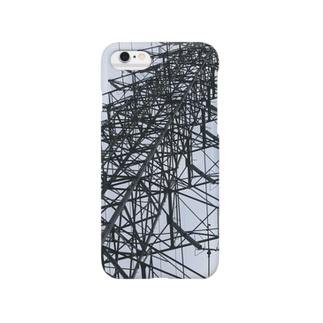 鉄塔 Smartphone cases