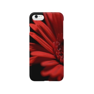 crimson. Smartphone cases