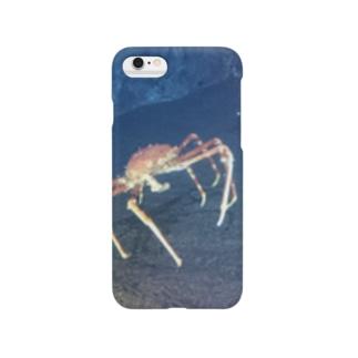 蟹 Smartphone cases