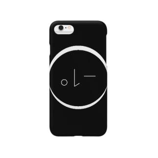 ウインク−1° Smartphone cases