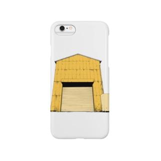 オレンジ工場 Smartphone cases