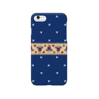 サンダーバード柄 Smartphone cases
