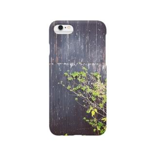 錆 Smartphone cases