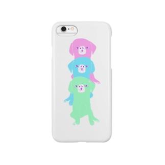 ゆめかわラブラ Smartphone cases