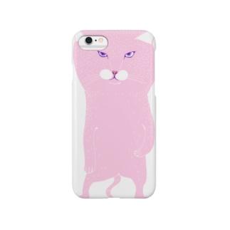 ゆめかわネコ Smartphone cases