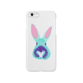 ゆめかわウサギ Smartphone cases