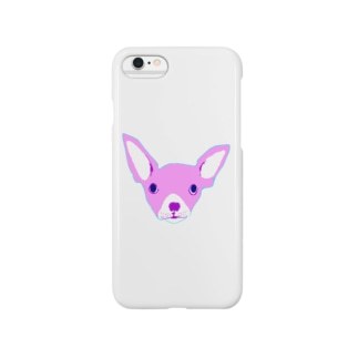 PINKちわわ Smartphone cases